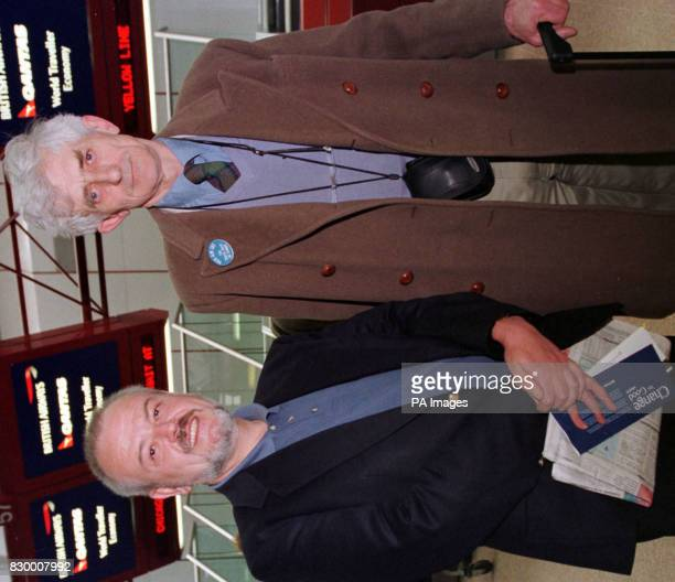 Robert Black a professor of Scottish law at Edinburgh University and Dr Jim Swire whose daughter Flora was among 270 people killed when a bomb blew...