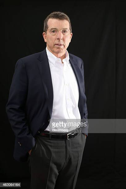Robert 'Bob' Diamond chief executive officer of Atlas Mara CoNvest Ltd and former chief executive officer of Barclays Plc poses for a photograph...