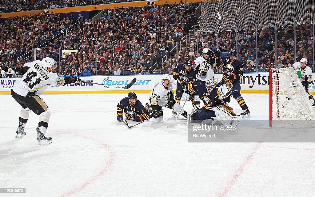 Pittsburgh Penguins v Buffalo Sabres