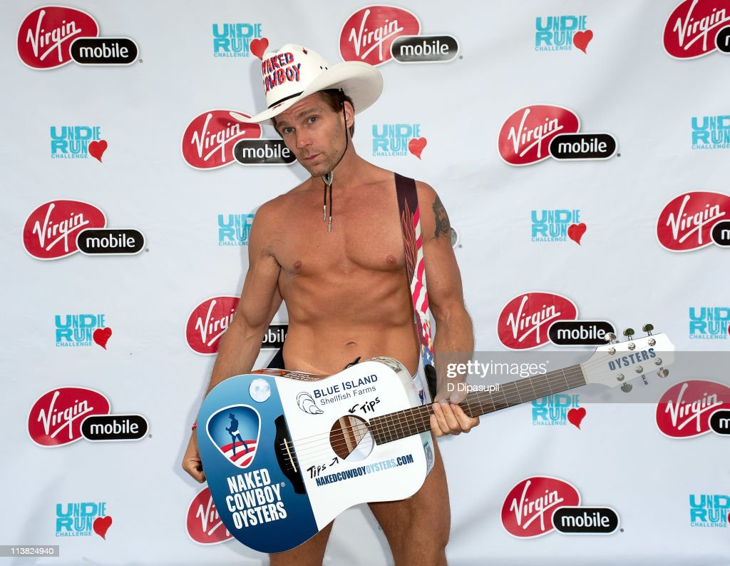 Public Domain Clip Art Photos and Images: The Naked Cowboy