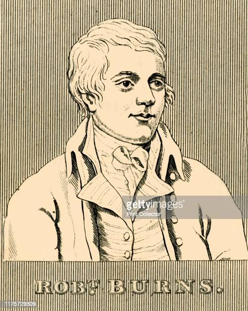 Robert Burns' 1830 Robert Burns Scottish poet and lyricist a pioneer of the Romantic movement and inspiration to liberalism and socialism From...