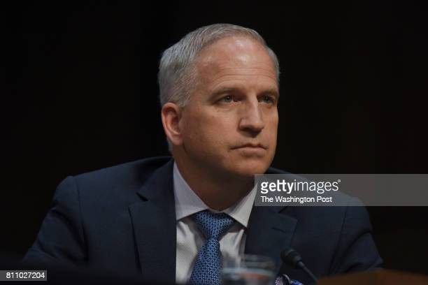 Robert Cardillo Director of the National GeospatialIntelligence Agency is among the heads of US intelligence agencies who are questioned as the US...