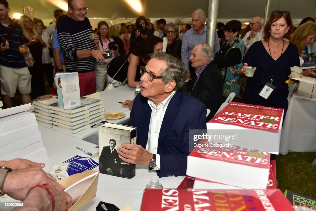Authors Night 2017 At The East Hampton Library : News Photo