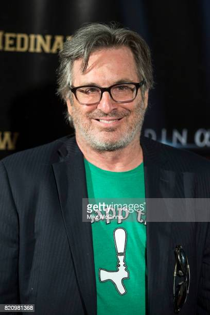 Robert Carradine attends the International SciFi Series 'Medinah' premiere and red carpet reception at ComicCon International 2017 at The Manchester...