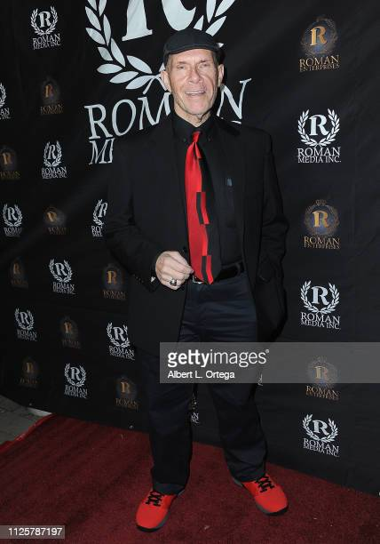 Robert Catrini arrives for Roman Media's 5th Annual Hollywood Event A Celebration of Women and Diversity in Film held at St Felix on February 18 2019...