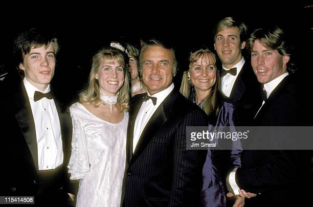 Robert Conrad and guests during Jewish National Funds Annual Tree of Life Awards at Sheraton Premiere Hotel in Los Angeles California United States