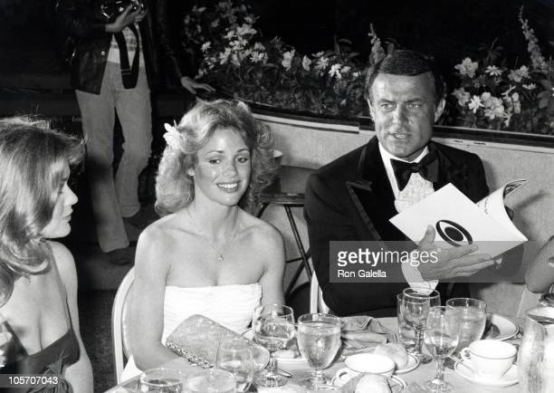 Robert Conrad and guests during National Television Radio Broadcast Gala Honoring Ed Asner March 8 1978 at Century Plaza Hotel in Los Angeles...