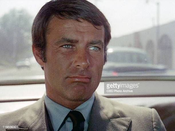 Robert Conrad as Eddie Lorca in the Mission Impossible episode The Killer Original air date September 19 1970 Image is a frame grab