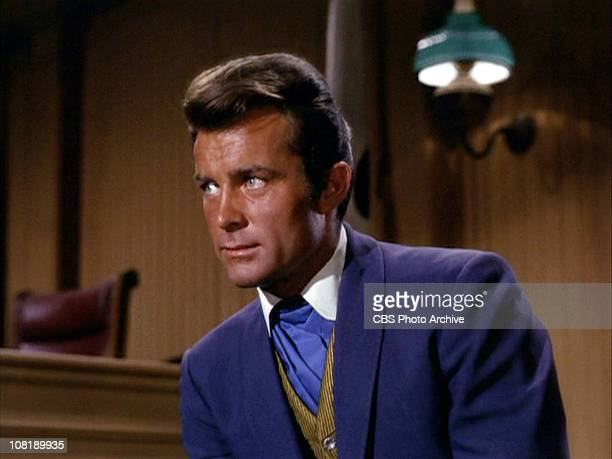 Robert Conrad as James T West in The Night of the Returning Dead season 2 episode 5 of the TV series THE WILD WILD WEST Original air date October 14...
