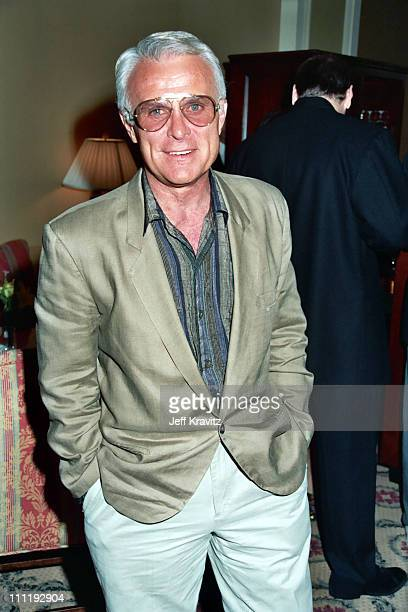 Robert Conrad during 1994 NBC TCA in Pasadena California United States