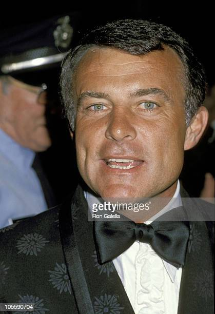 Robert Conrad during 35th Annual Golden Globe Awards at Beverly Hilton Hotel in Beverly Hills California United States