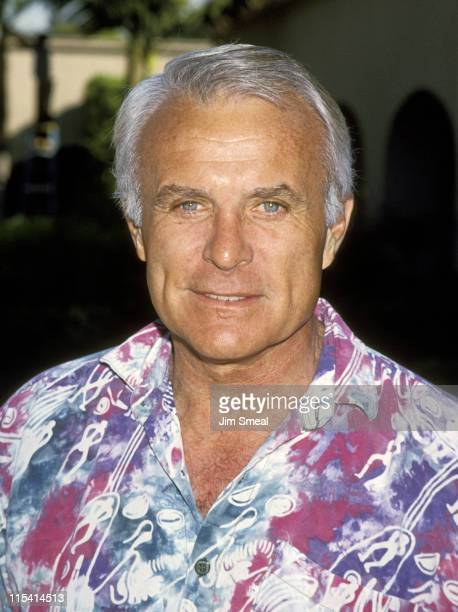 Robert Conrad during CBS Winter TCA Press Tour January 12 1994 at Ritz Carlton Hotel in Pasadena California United States