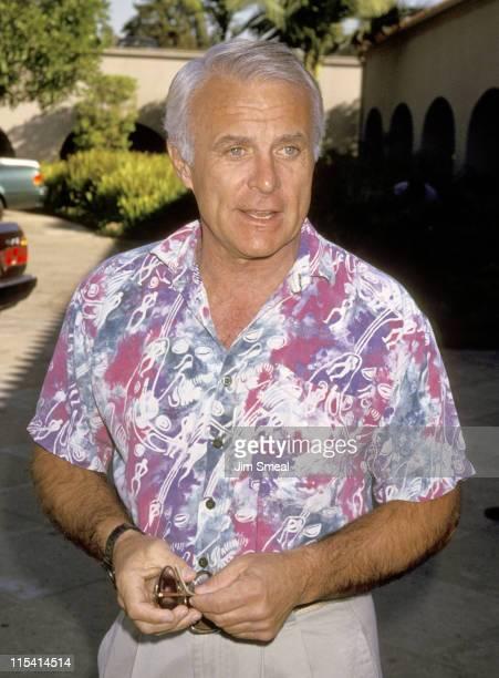 Robert Conrad during CBS Winter TCA Press Tour January 12 1994 at Ritz Carlton Hotel in Pasadena California United States