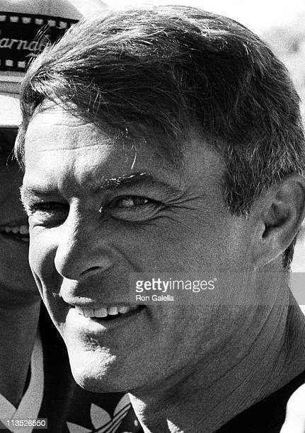 Robert Conrad during Robert Conrad on Battle of the Network Stars at Malibu University in Malibu California United States