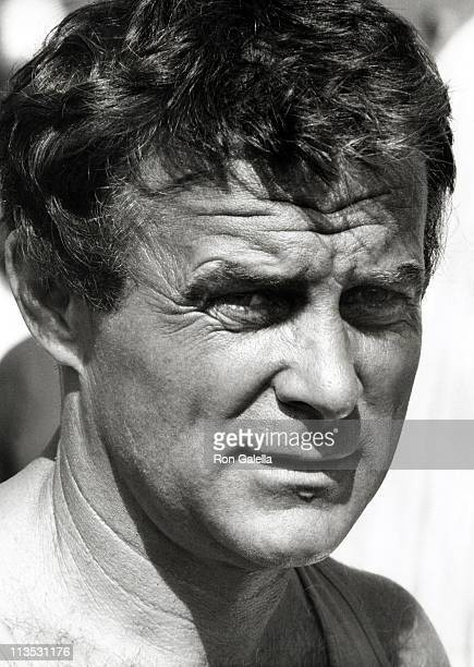 Robert Conrad during Robert Conrad on Battle of the Network Stars at Pepperdine University in Malibu California United States