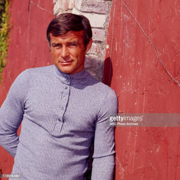 Robert Conrad promotional photo for the Walt Disney Television via Getty Images tv series 'Assignment Vienna'