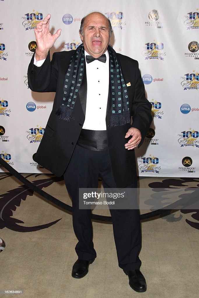 Robert Costanzo attends the 23rd annual Night Of 100 Stars black tie dinner viewing gala held at the Beverly Hills Hotel on February 24, 2013 in Beverly Hills, California.