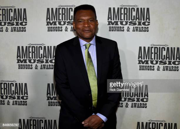 Robert Cray attends the 2017 Americana Music Association Honors Awards on September 13 2017 in Nashville Tennessee