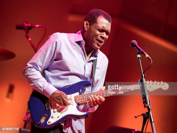 Robert Cray performs at Cadogan Hall on May 3 2017 in London England