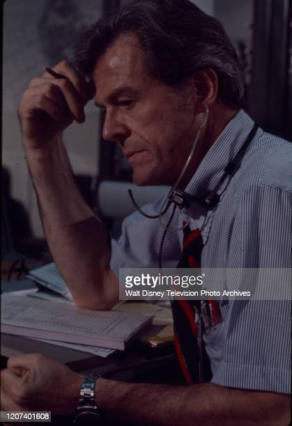 Robert Culp appearing in the ABC tv movie 'Houston We've Got a Problem'