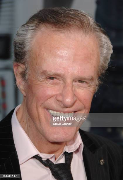 Robert Culp during Hollywoodland Los Angeles Premiere Arrivals at Academy Theatre in Beverly Hills California United States