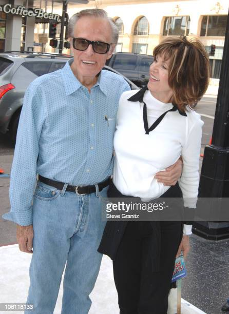 Robert Culp during World Premiere of Happy Feet Arrivals at Chinese Theater in Hollywood California United States