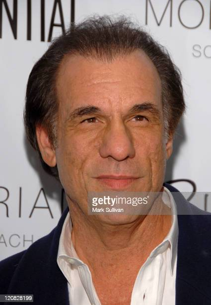 Robert Davi during Los Angeles Confidential Magazine in Association with Morgans Hotel Group Celebrates the 2007 Oscars with Forest Whitaker Rob...