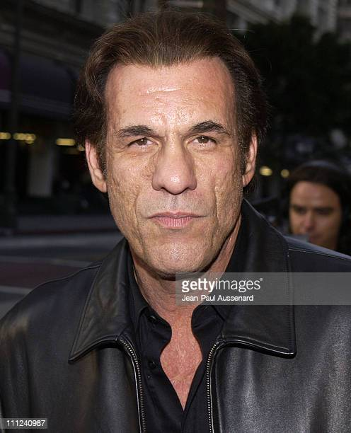 Robert Davi during The 12th Annual Music Video Production Association Awards at Orpheum Theatre in Los Angeles California United States