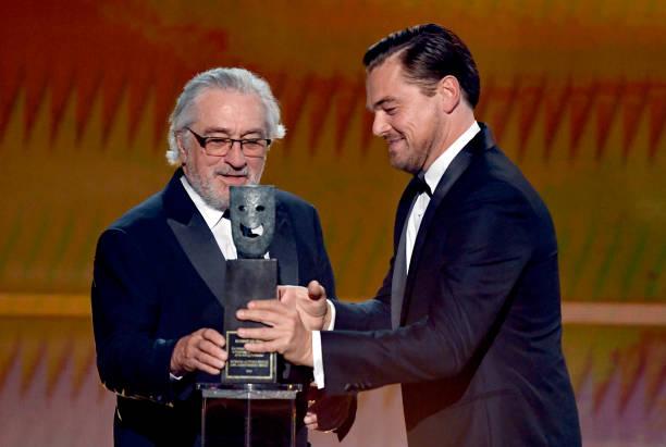 CA: 26th Annual Screen ActorsGuild Awards - Inside