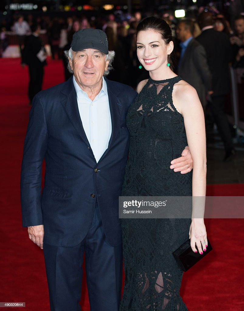"""The Intern"" - UK Film Premiere - Red Carpet Arrivals"