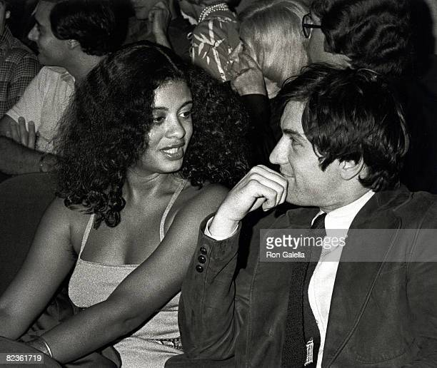 Robert De Niro and Diahnne Abbott
