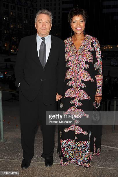 Robert De Niro and Grace Hightower attend VANITY FAIR Tribeca Film Festival Party hosted by GRAYDON CARTER ROBERT DE NIRO and RONALD PERELMAN at The...