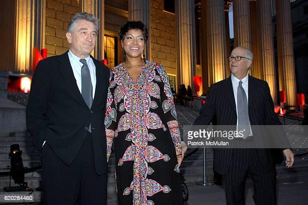 Robert De Niro and Grace Hightower De Niro attend VANITY FAIR Tribeca Film Festival Party hosted by GRAYDON CARTER ROBERT DE NIRO and RONALD PERELMAN...