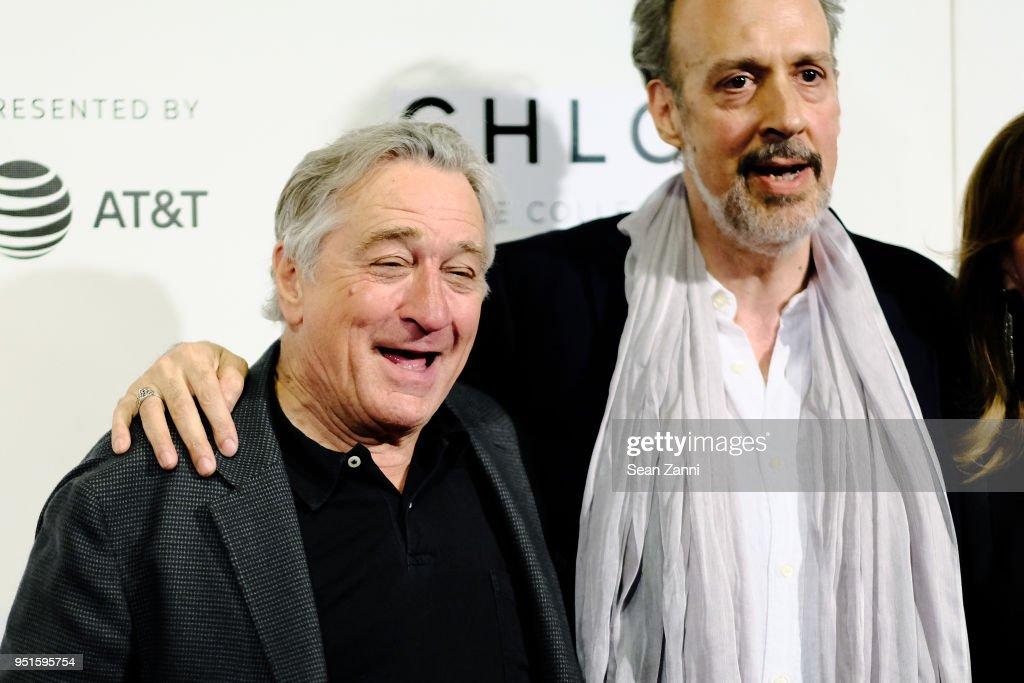 2018 Tribeca Film Festival Awards Ceremony