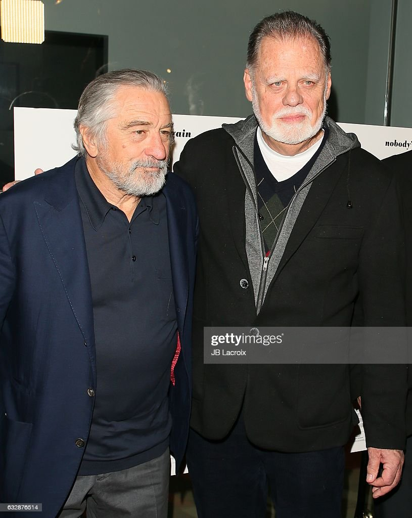 "Premiere Of Sony Pictures Classics' ""The Comedian"" - Arrivals"