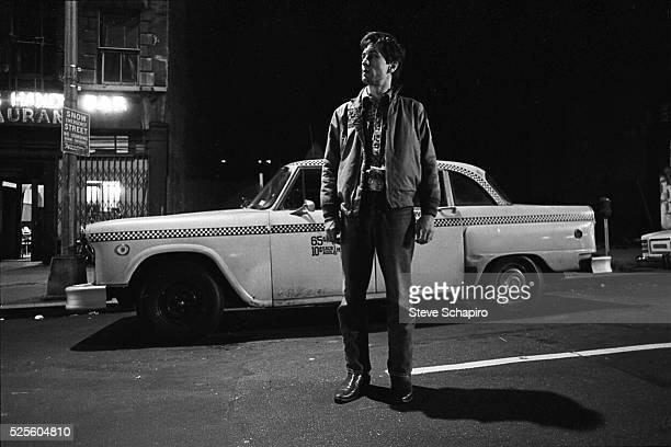Robert De Niro as Travis Bickle