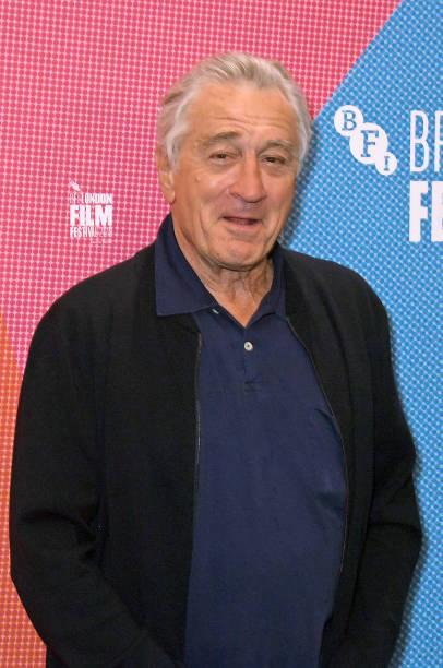 GBR: Screen Talk: Robert De Niro - 63rd BFI London Film Festival