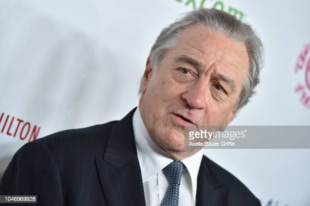 Robert De Niro attends the 2018 Carousel of Hope Ball at The Beverly Hilton Hotel on October 6 2018 in Beverly Hills California
