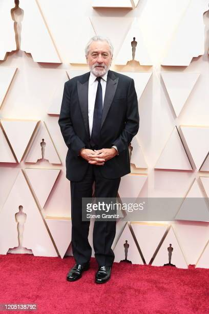 Robert De Niro attends the 92nd Annual Academy Awards at Hollywood and Highland on February 09, 2020 in Hollywood, California.