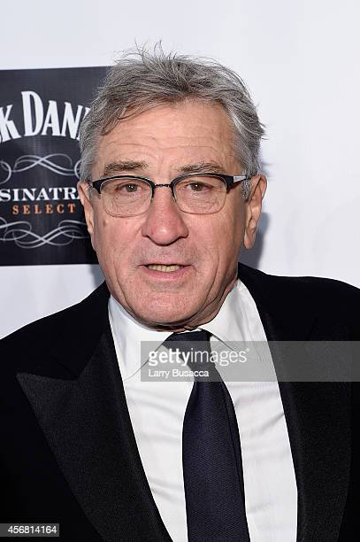Robert De Niro attends the Friars Foundation Gala honoring Robert De Niro and Carlos Slim at The Waldorf=Astoria on October 7 2014 in New York City