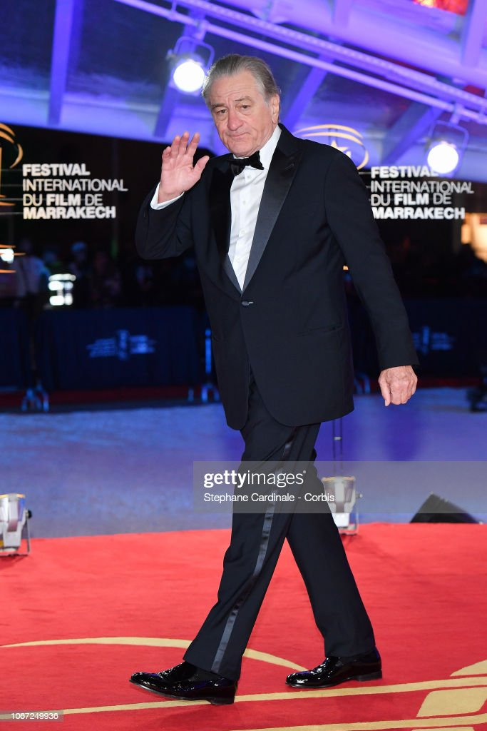 Tribute To Robert De Niro- 17th Marrakech International Film Festival : News Photo