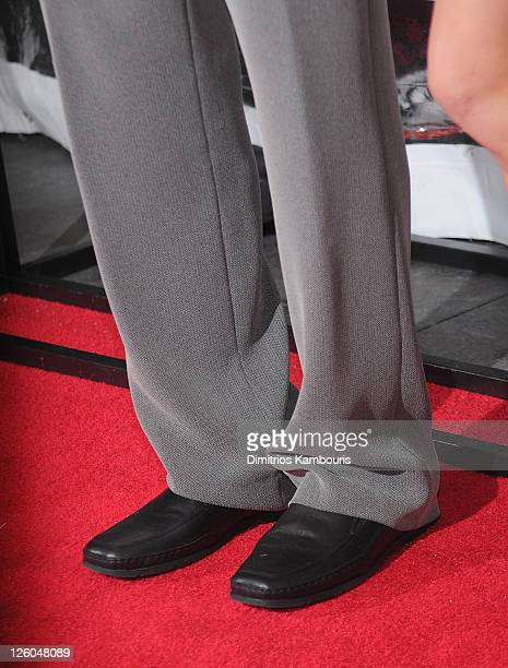 Robert De Niro attends the World Premiere of 'Little Fockers' at the Ziegfeld Theatre on December 15 2010 in New York City