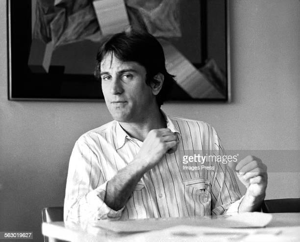 Robert De Niro circa 1981 in Rio de Janeiro Brazil