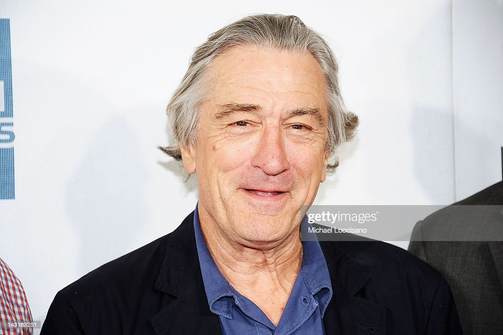 Robert De Niro, Co-Founder Tribeca Film Festival, attends the Tribeca/ESPN Sports Film Festival Gala for Benji during the 2012 Tribeca Film Festival at the Borough of Manhattan Community College on April 20, 2012 in New York City.