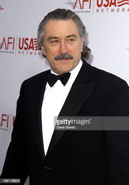 Robert De Niro during 31st AFI Life Achievement Award Presented to Robert DeNiro Arrivals at Kodak Theatre in Hollywood California United States