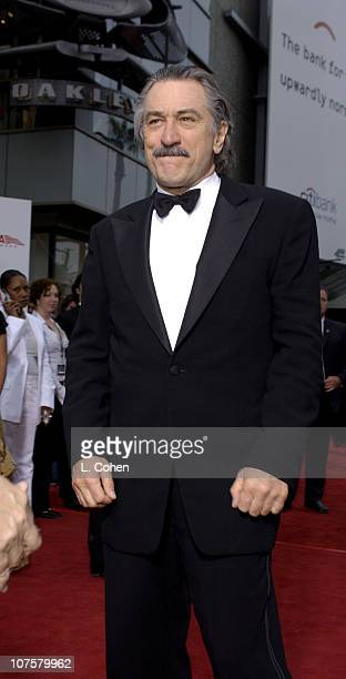 Robert De Niro during 31st AFI Life Achievement Award Presented to Robert DeNiro Red Carpet by Lester Cohen at The Kodak Theater in Hollywood...