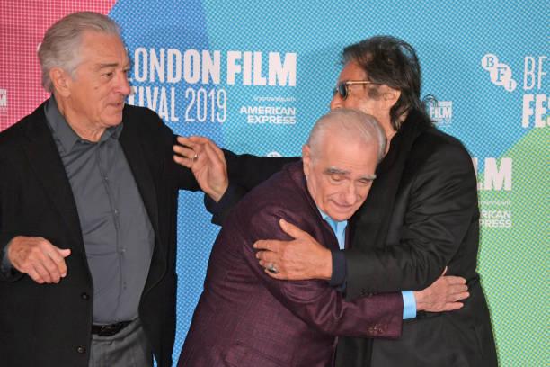 "GBR: ""The Irishman"" Photocall - 63rd BFI London Film Festival"