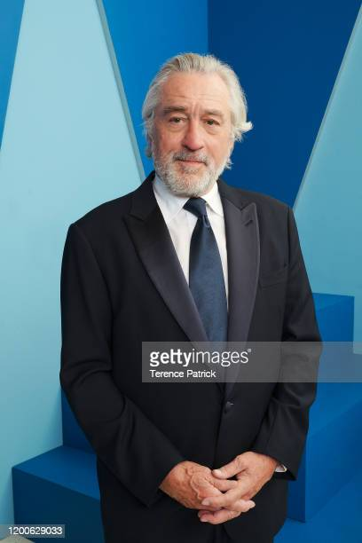 Robert De Niro, winner of the SAG Life Achievement Award, poses in the Winners' Gallery during the 26th Annual Screen ActorsGuild Awards at The...