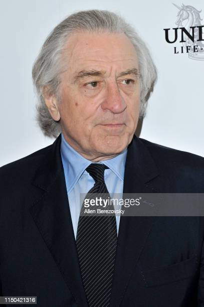 Robert Deniro attends the American Icon Awards at the Beverly Wilshire Four Seasons Hotel on May 19, 2019 in Beverly Hills, California.