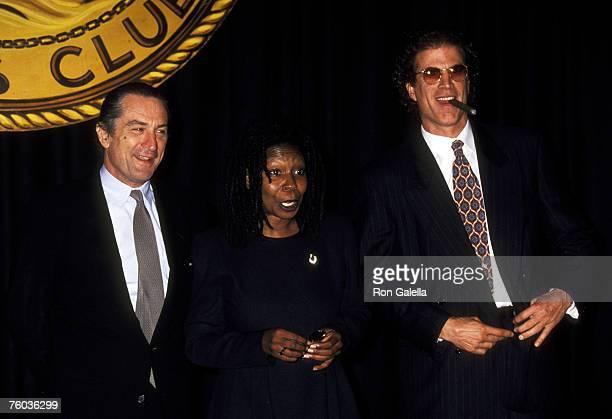 Robert DeNiro Whoopi Goldberg and Ted Danson